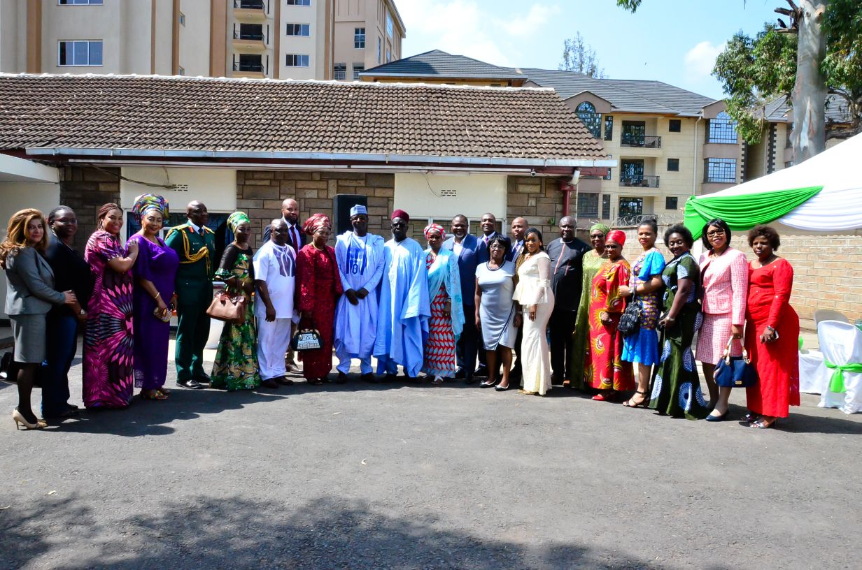 Reception of Nigerians in Kenya
